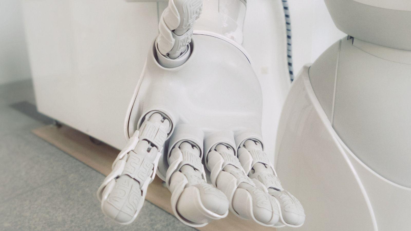 Zastąpieni przez roboty w ciągu 5 lat? AI medairun ai