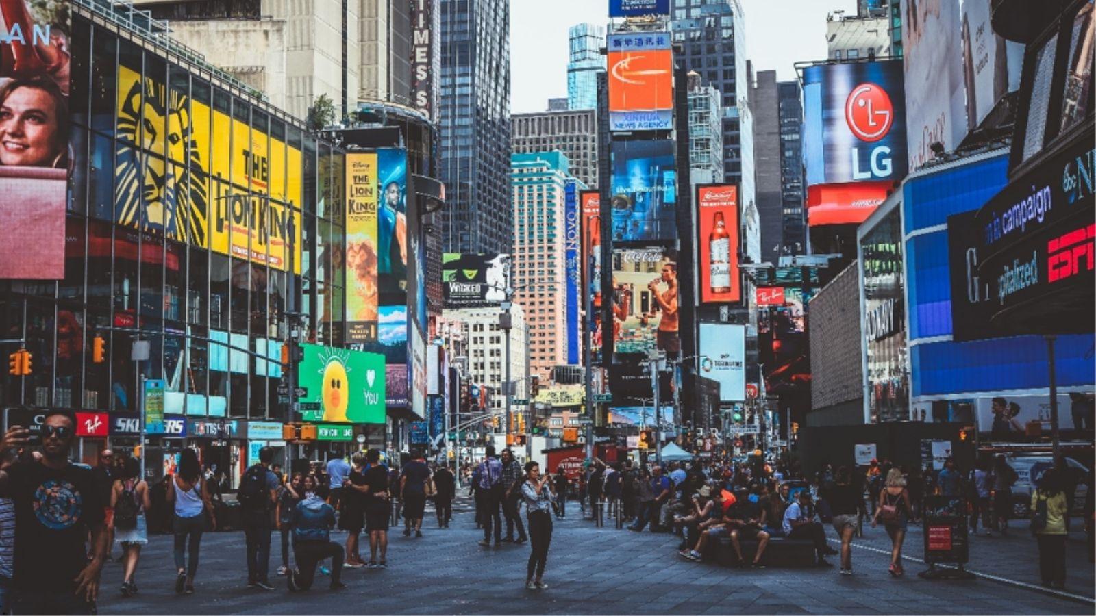 Smart City dzięki cyfrowym nośnikom? [BADANIE] Samsung mediarun com dooh