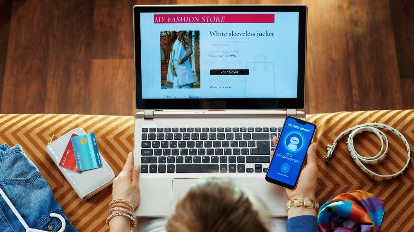 Jak sztuczna inteligencja wkracza w e-commerce? AI mediarun com zdjecie glowne
