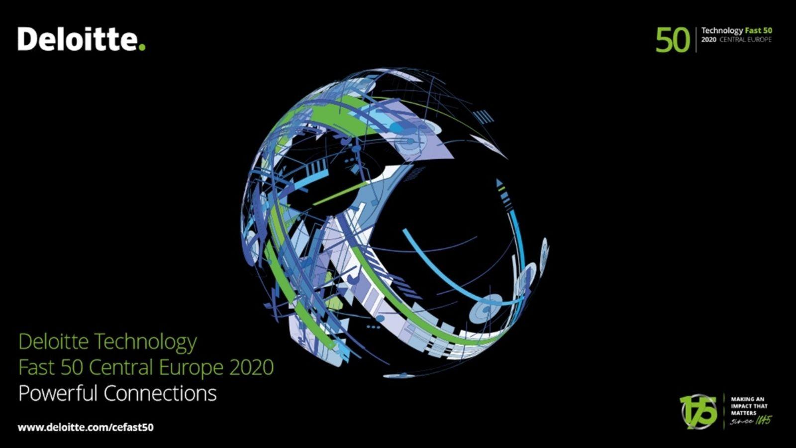 """Polska firma zwycięzcą rankingu """"Deloitte Technology Fast 50 Central Europe 2020"""" Deloitte mediarun deloitte"""