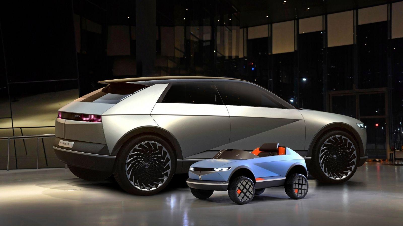 Hyundai ujawnił swój najmniejszy model elektryczny eko mediarun hyundai