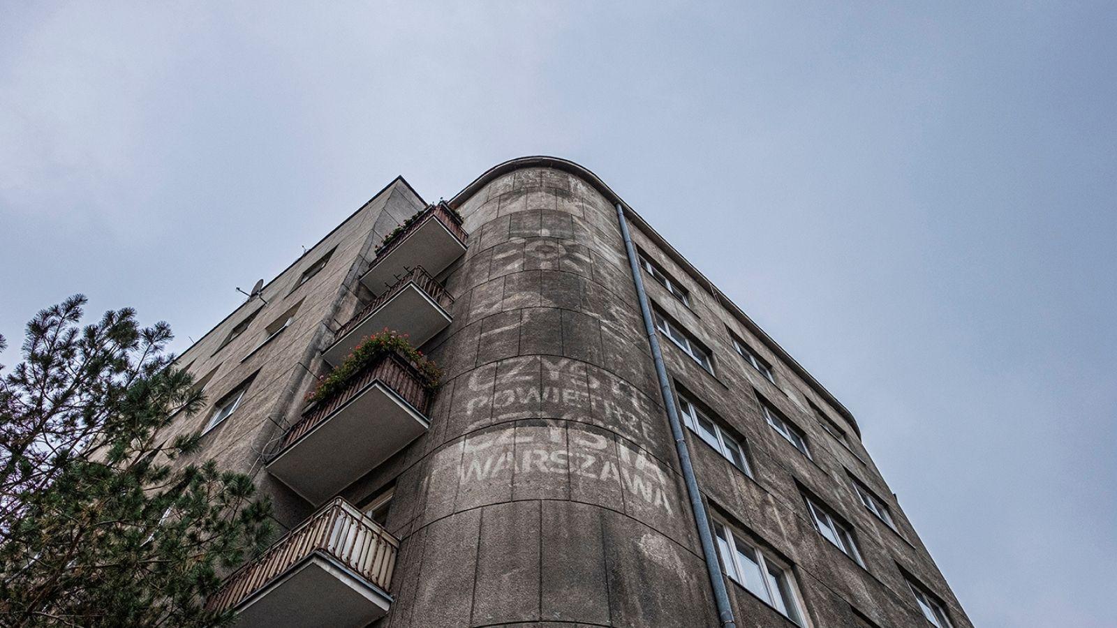 Wodne murale pokażą czym oddychasz w Warszawie eko mediarun wodny mural