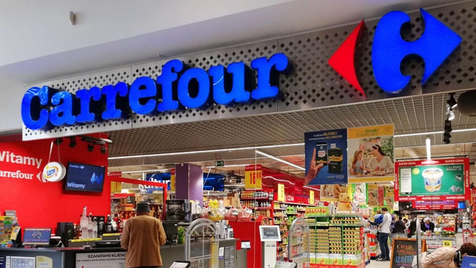 Carrefour na sprzedaż? Przetargi mediarun carrefour