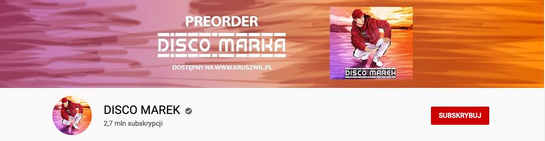 TOP 10 polskiego YouTube! Znasz wszystkich twórców? [RANKING] Ranking mediarun com discomarek