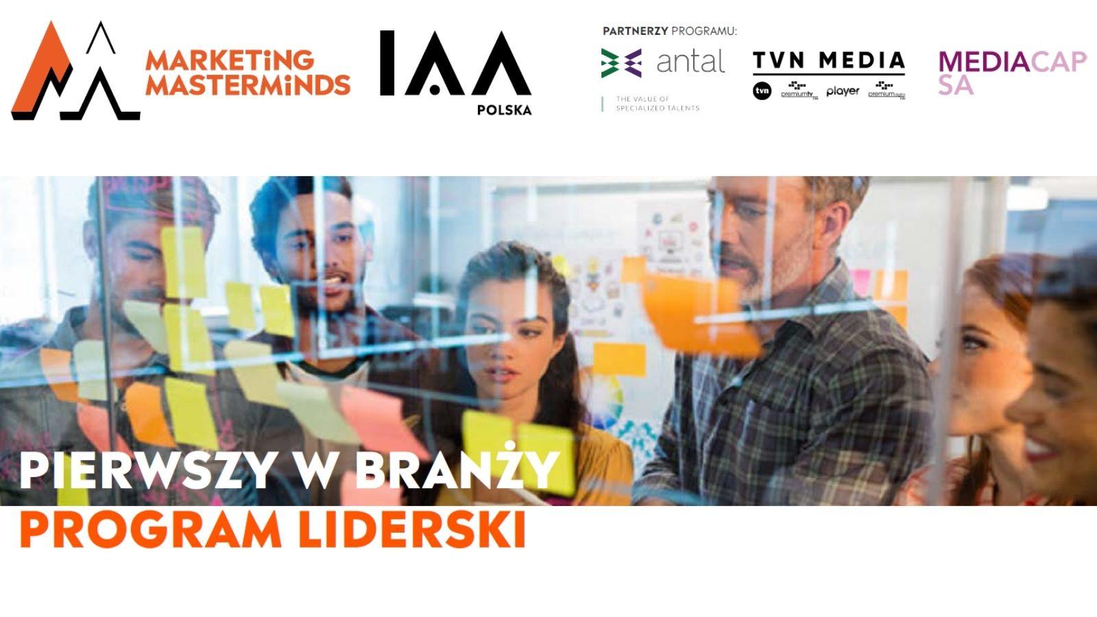 Pierwszy program liderski w branży komunikacji marketingowej IAA ZDJĘCIE GLÓWNE1 1