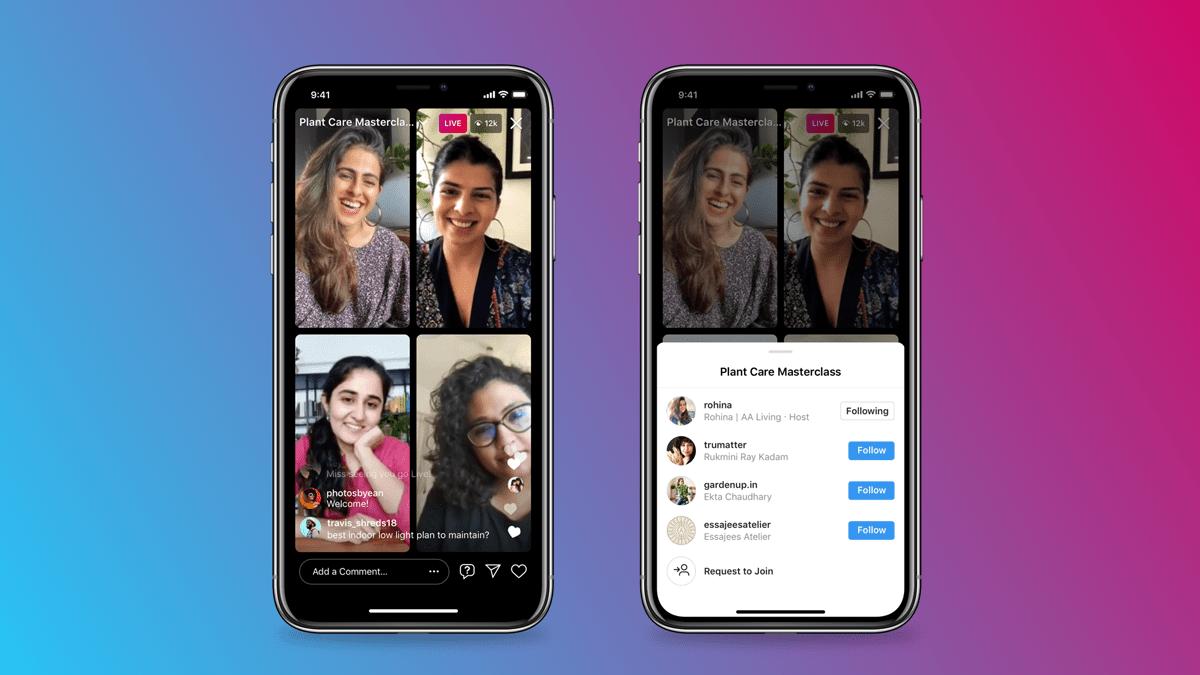 Instagram z nową funkcją - skorzystają influencerzy! influencer marketing mediarun com ins rooms