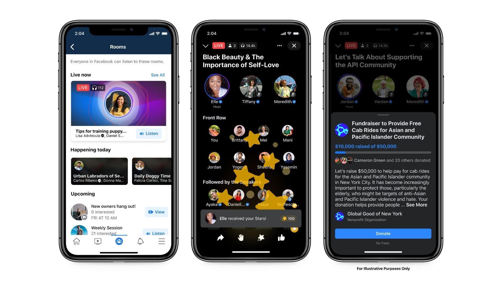 Facebook zapowiada produkty audio audio mediarun facebook audio