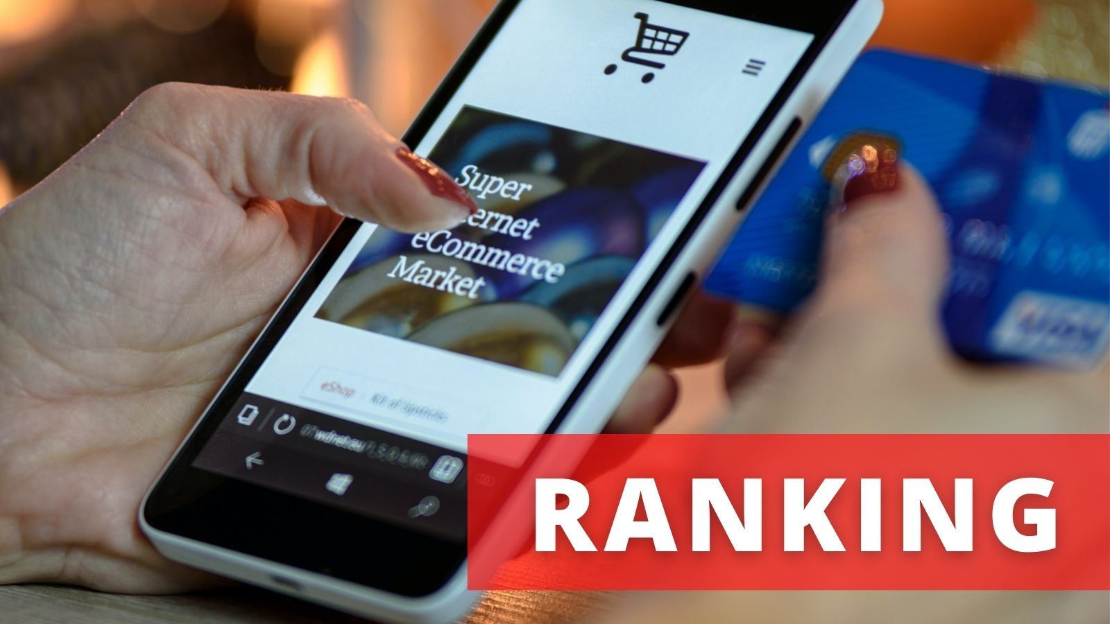 RAPORT: Ranking e-commerce'ów! E-commerce mediarun ranking e commerce