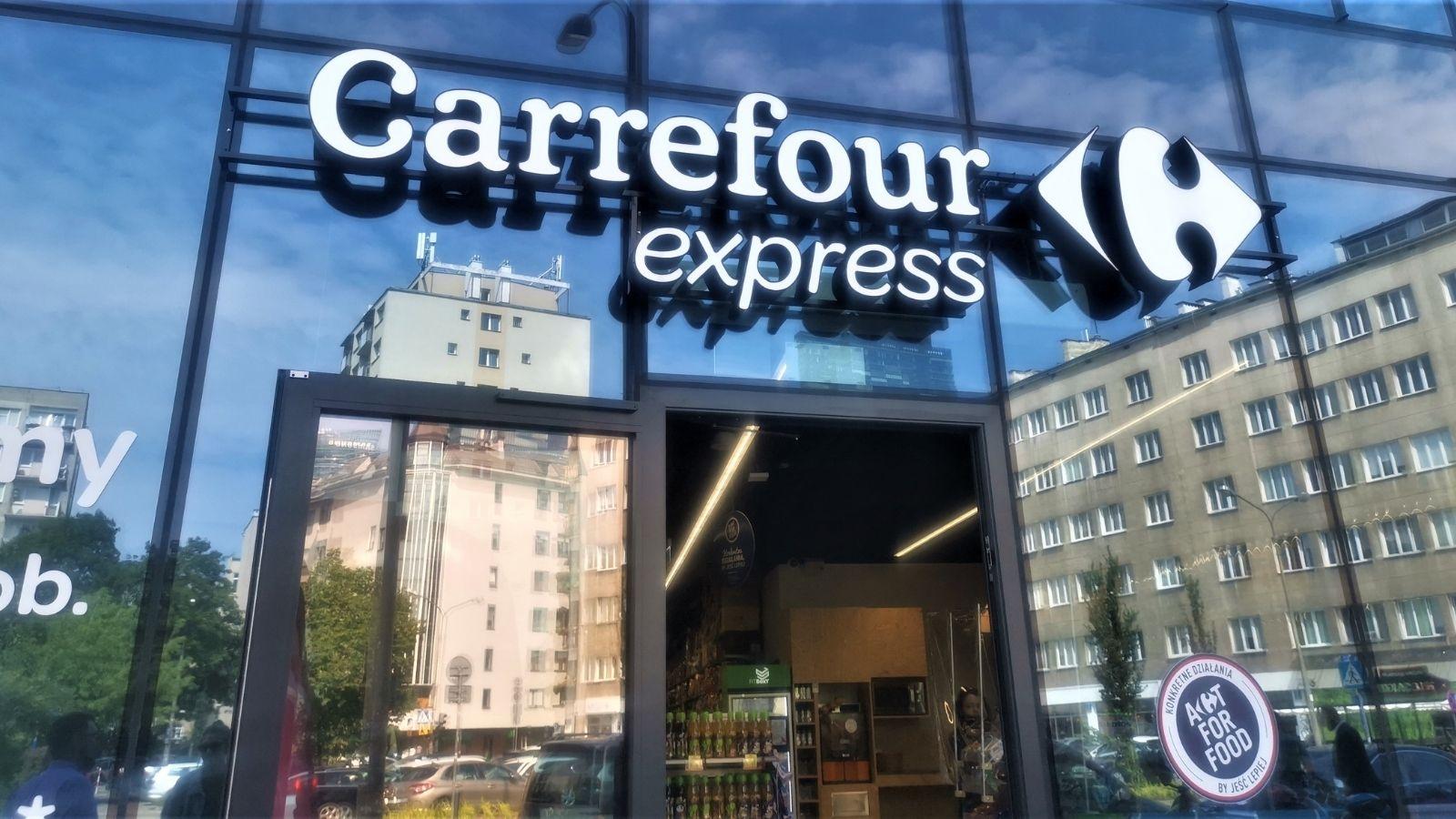 Carrefour kontynuuje ekspansję w całej Polsce handel mediarun carrefour