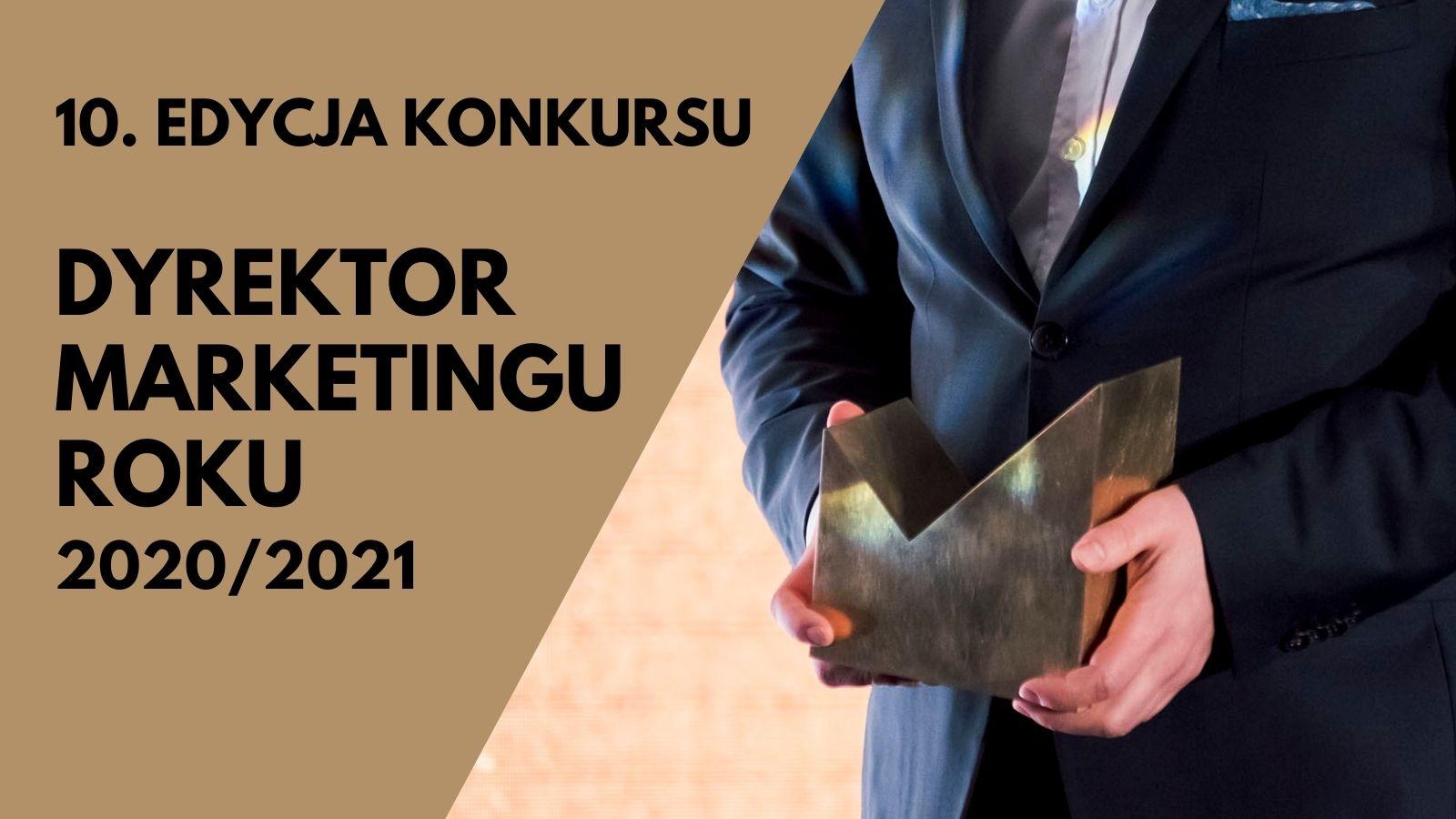 Po raz 10. poznamy najlepszych Dyrektorów Marketingu w Polsce! Dyrektor Marketingu Roku mediarun dmr