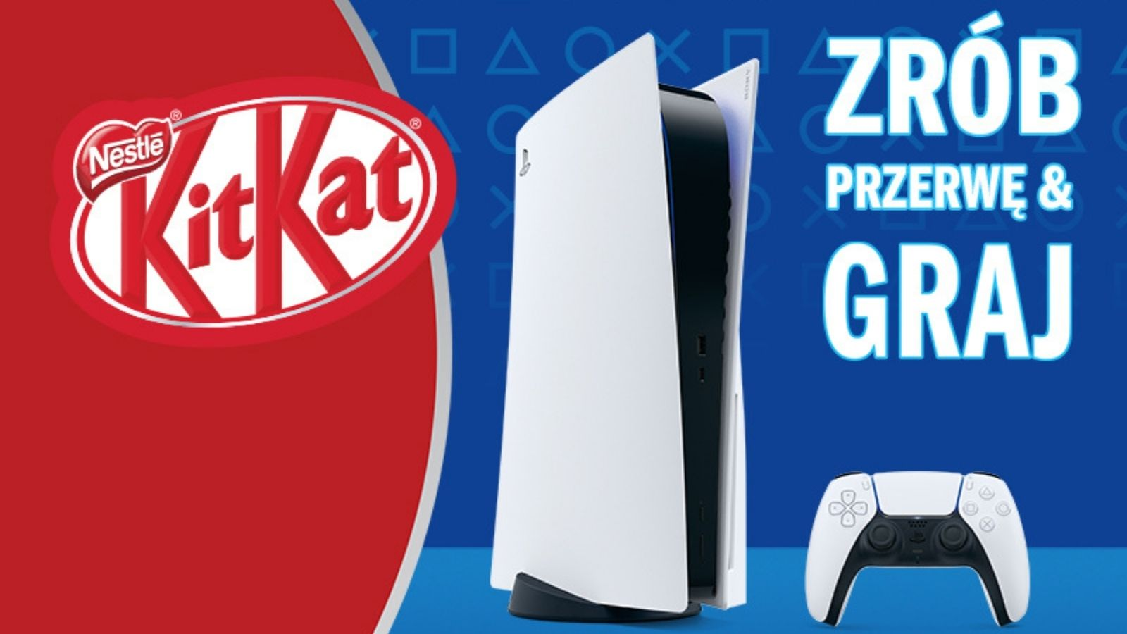 KitKat rozstrzygnął przetarg komunikacja mediarun kit kat