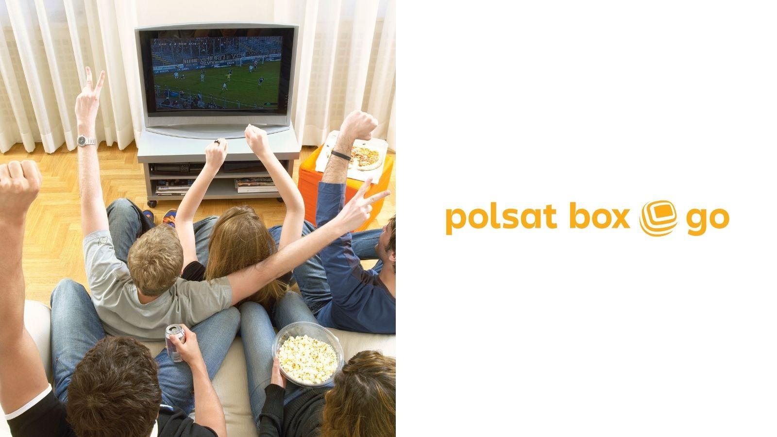 Nowy serwis streamingowy i VOD Polsatu POLSAT mediarun polsat box go