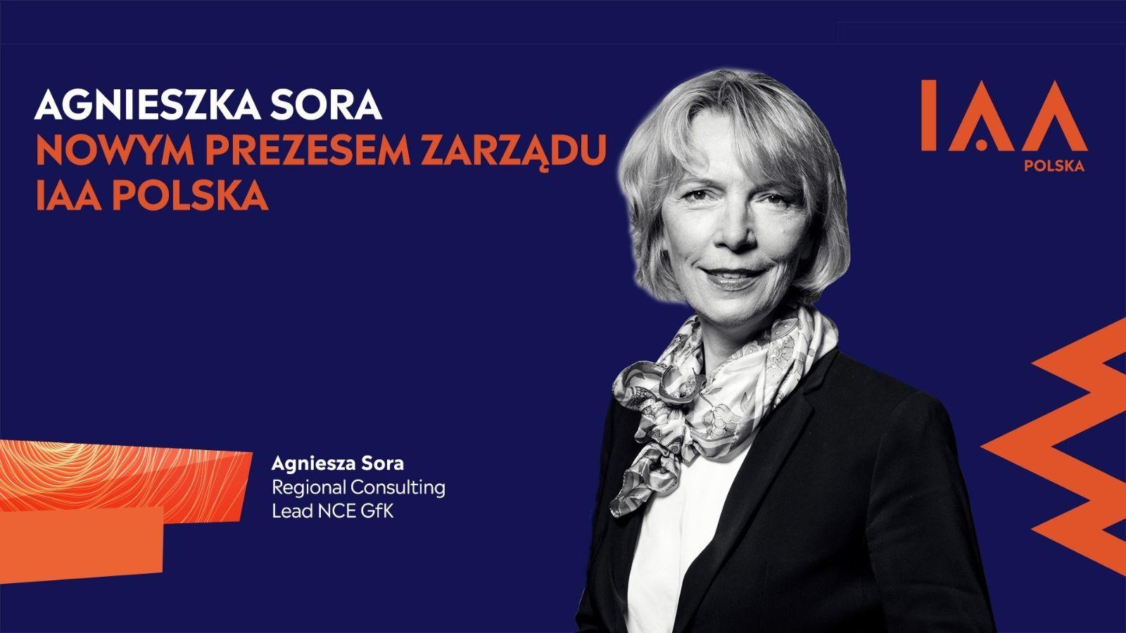 Nowa Prezes Zarządu w IAA Polska Ludzie mediarun agnieszka sora