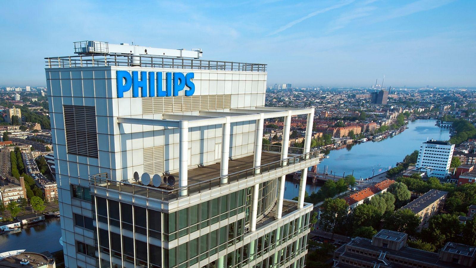 Philips rozstrzygnął przetarg SEO mediarun philips hq