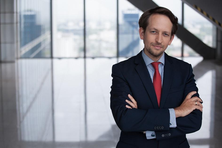 Łukasz Kałędkiewicz, Senior Director, Office Agency, CBRE