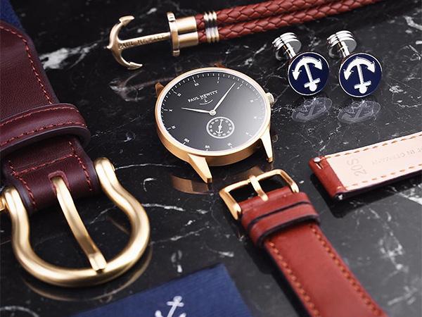 Jak dobrać zegarek do garnituru? Paul Hewitt JAKI ZEGAREK DO GARNITURU PAUL HEWITT 1