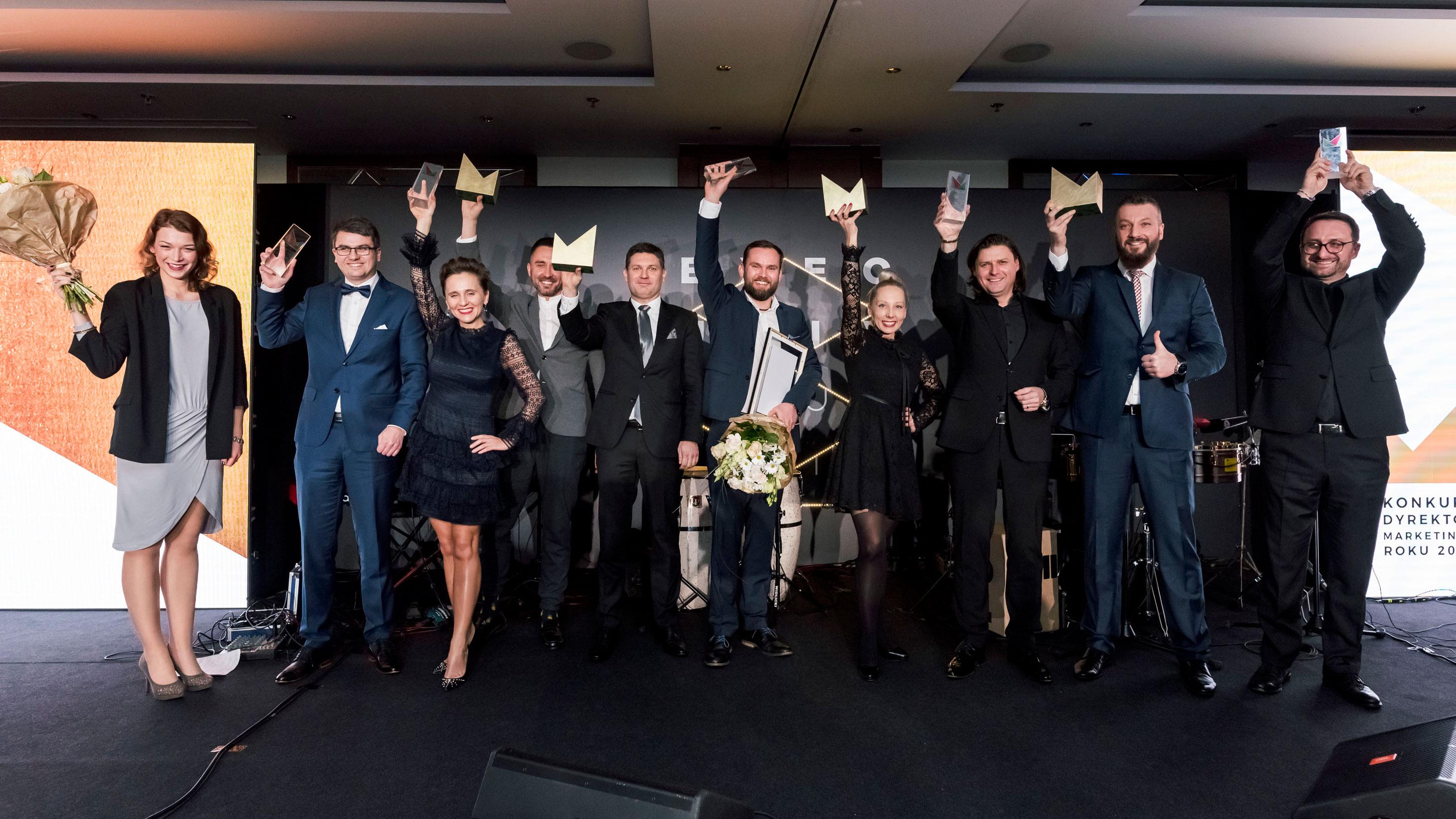 Najlepsi marketerzy w Polsce 2017! Wyniki konkursu Dyrektor Marketingu Roku 2017 CMO MEDIARUN DMR 2017 DPJ4349