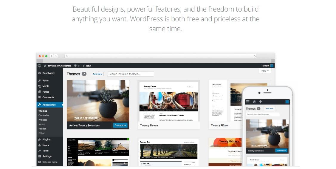 Personal branding – 8 narzędzi do budowania własnej marki Facebook Mediarun wordpress screenshot