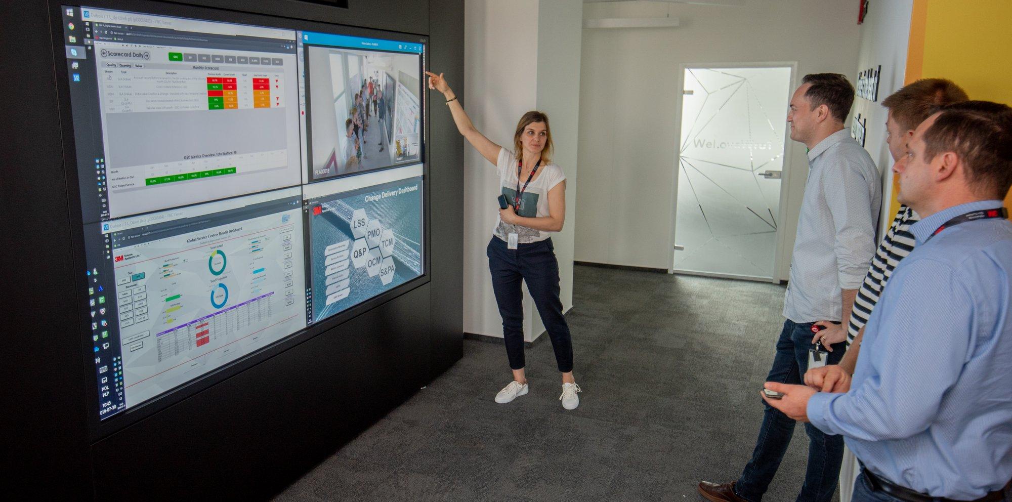 Najlepsze biura w Polsce Biura 3m innowacje i technologie 2