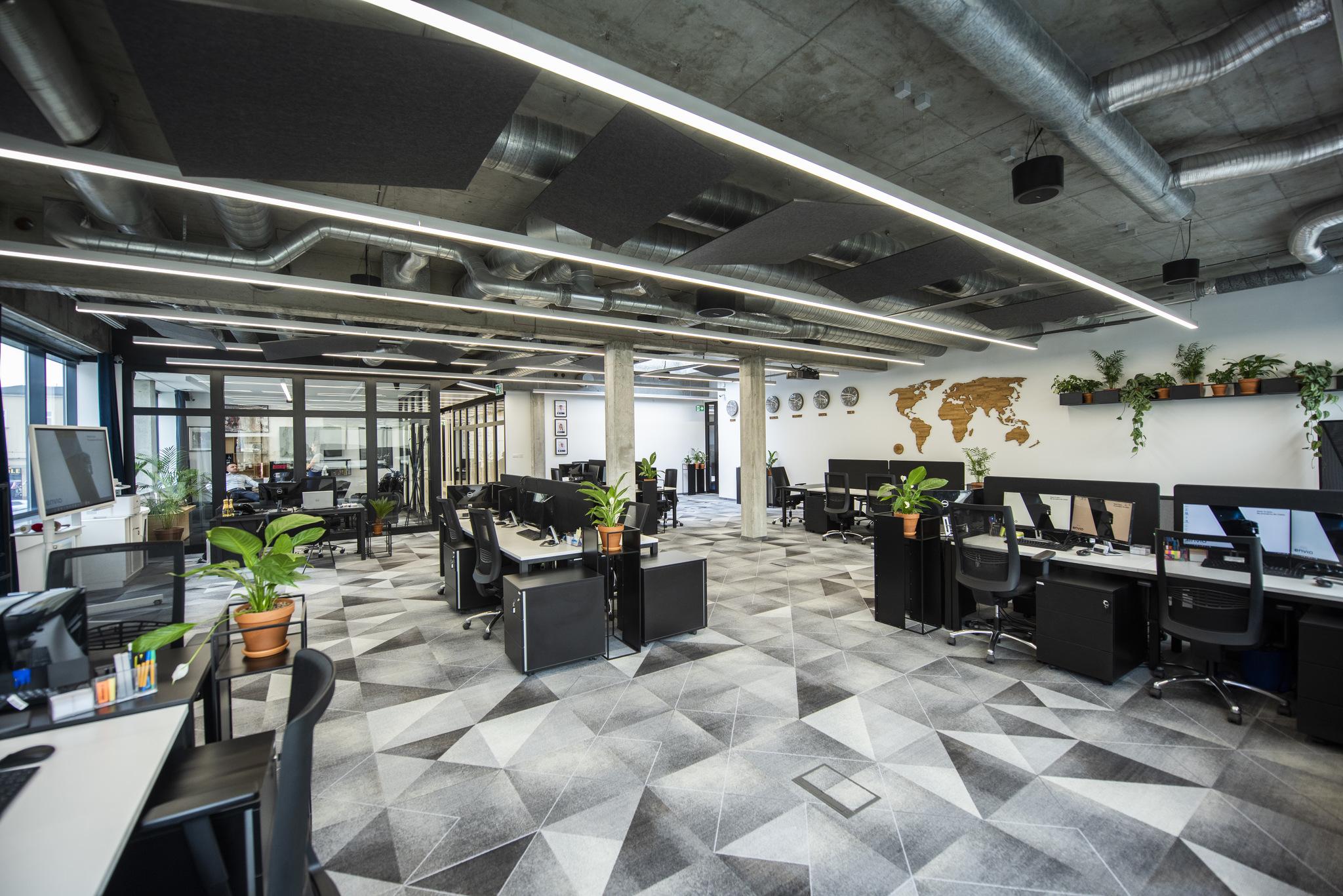 Najlepsze biura w Polsce Biura envio group poland sp z oo sp k biuro w branzy logistycznej i magazynowej 1