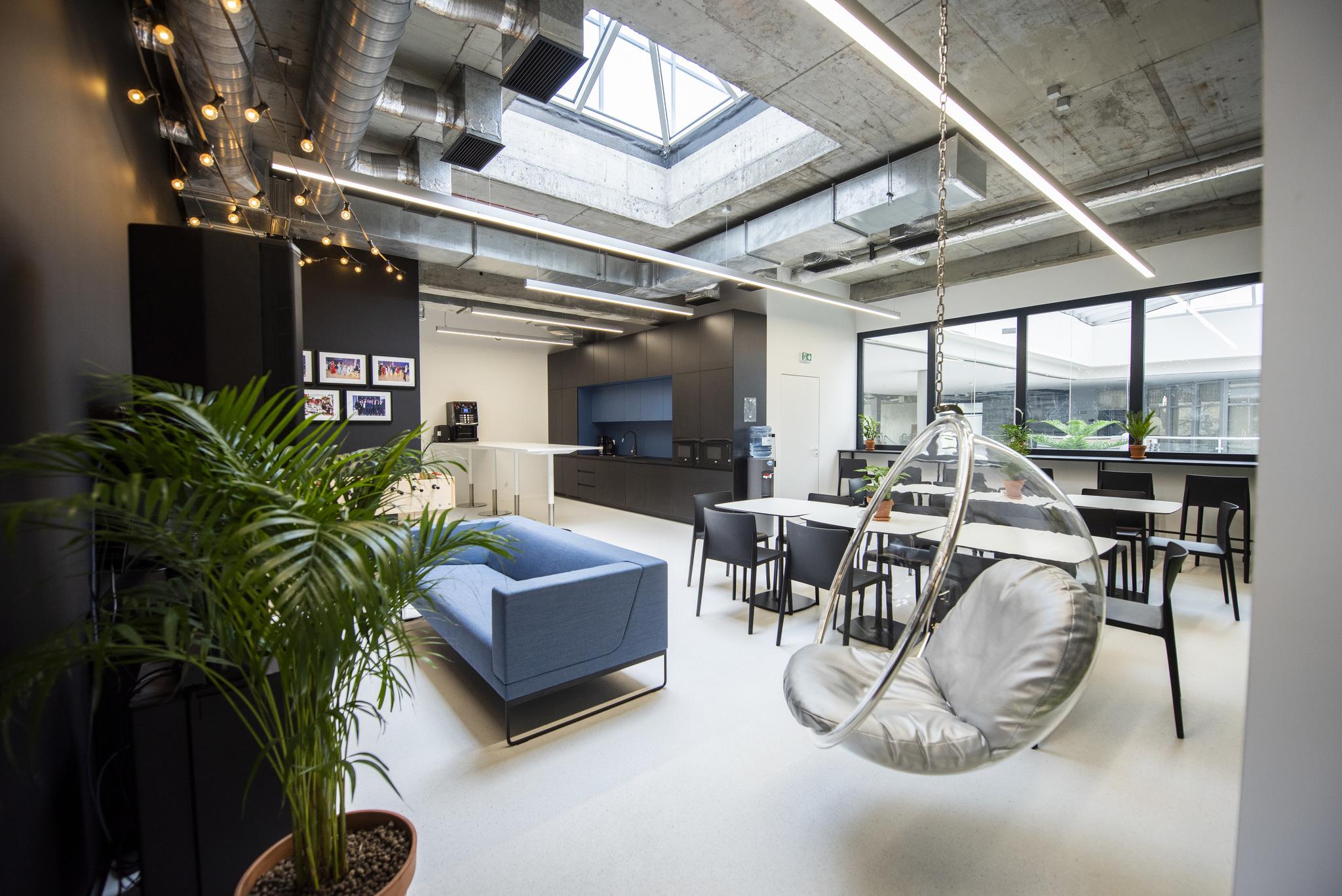 Najlepsze biura w Polsce Biura envio group poland sp z oo sp k biuro w branzy logistycznej i magazynowej 4