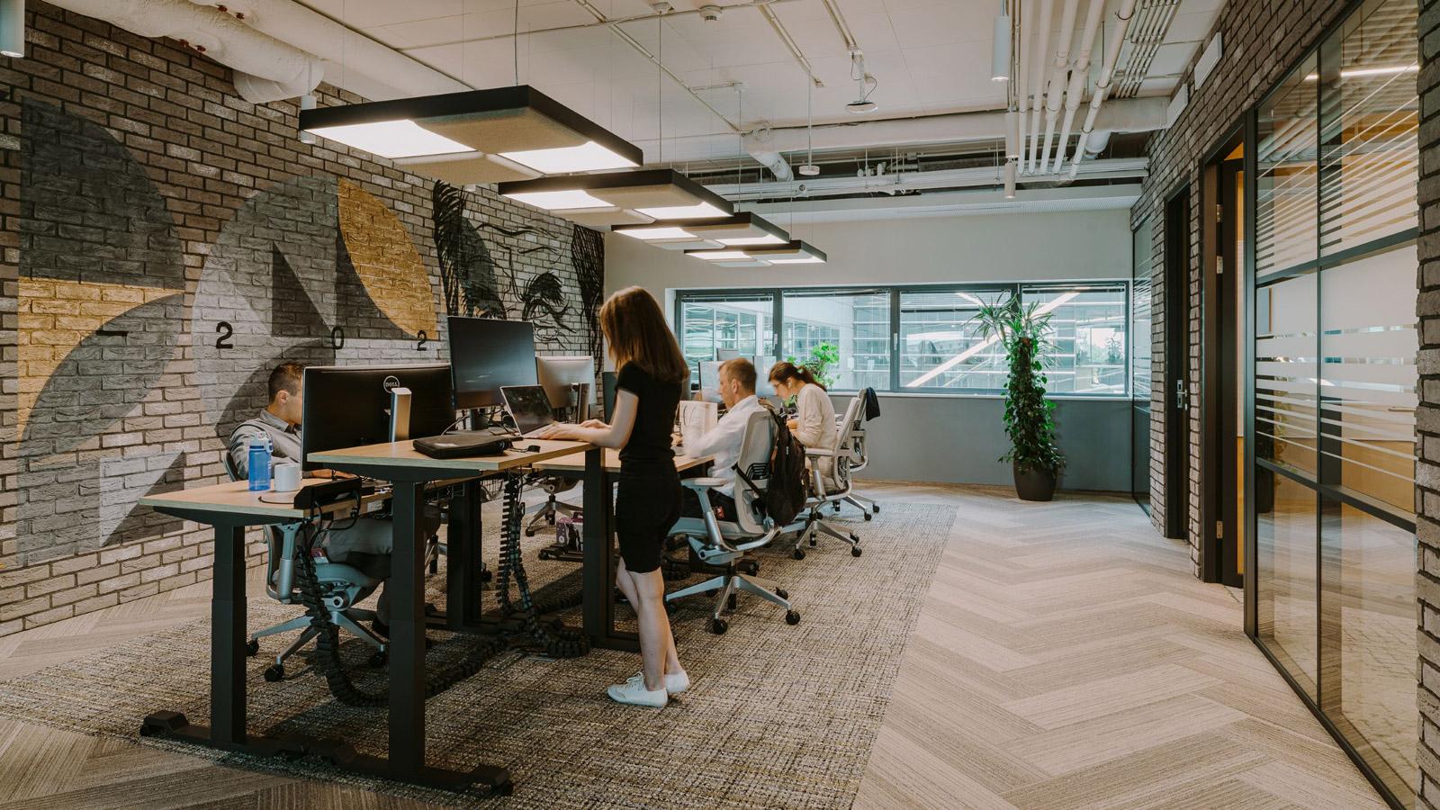 Najlepsze biura w Polsce Biura microsoft sp z oo biuro w branzy technologicznej 4