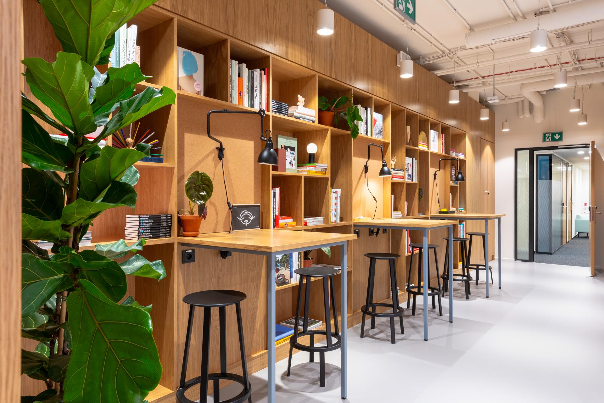 Najlepsze biura w Polsce Biura spaces biuro coworkingowe 1
