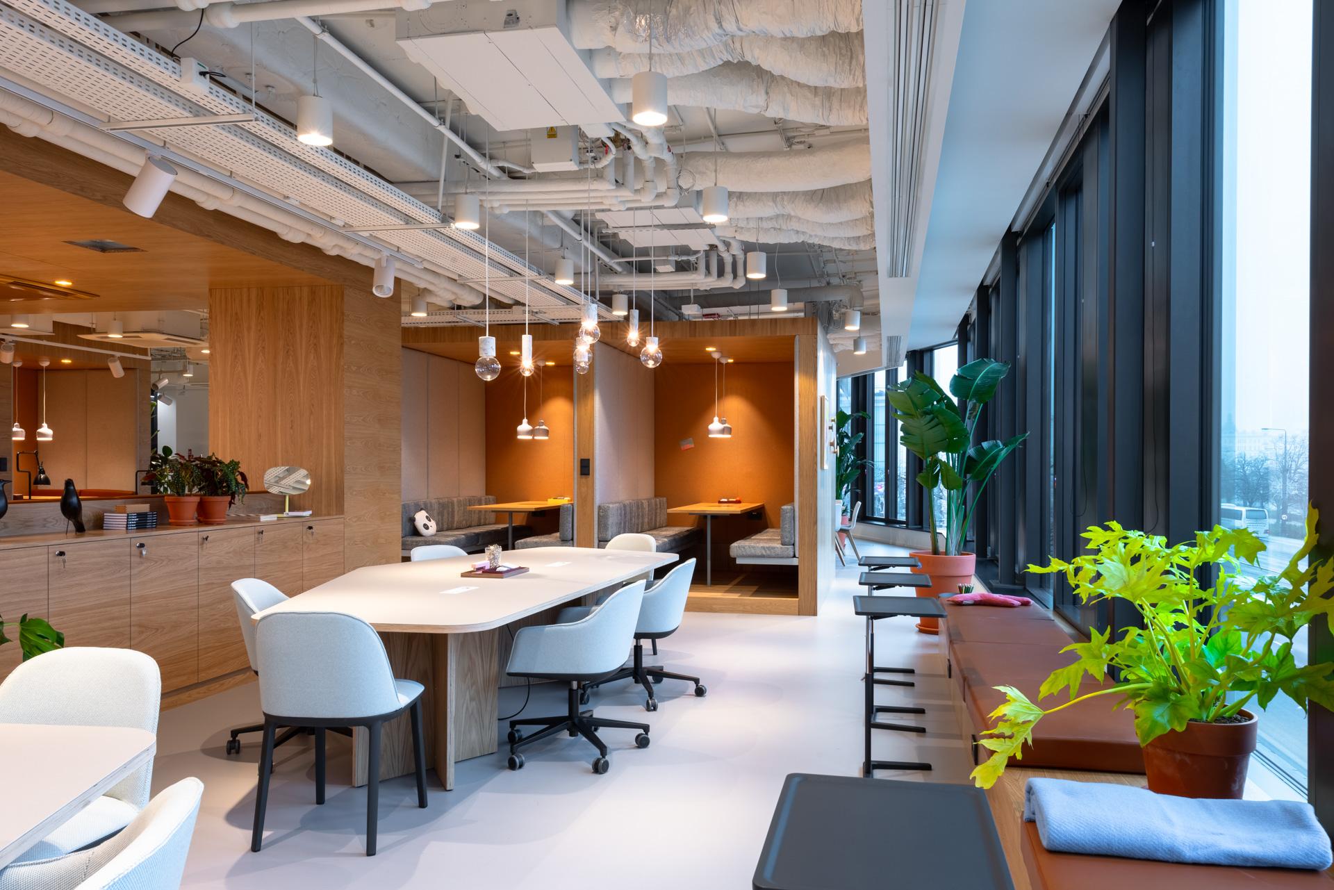 Najlepsze biura w Polsce Biura spaces biuro coworkingowe 2