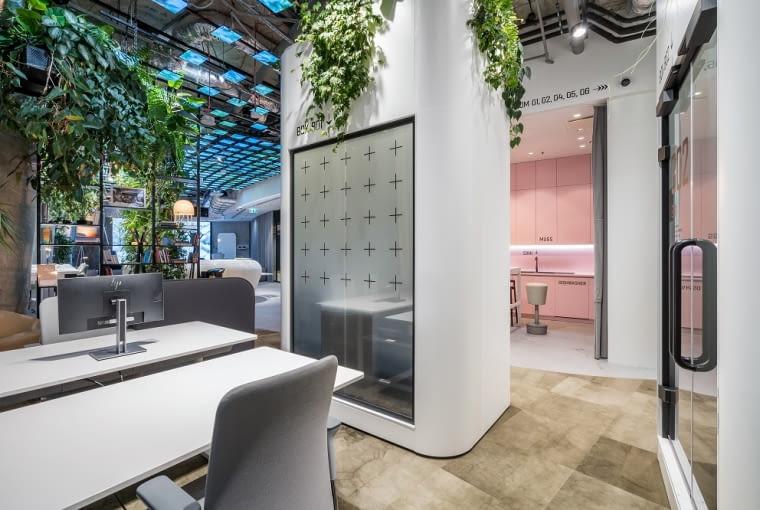 Zobacz EKO biuro dla tworzących przyszłość Biuro rbl projektwnetrza robertmajkutdesign 14 mail