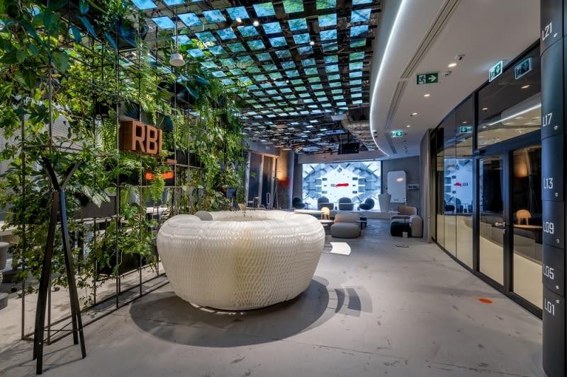 Zobacz EKO biuro dla tworzących przyszłość Biuro rbl projektwnetrza robertmajkutdesign 18 mail