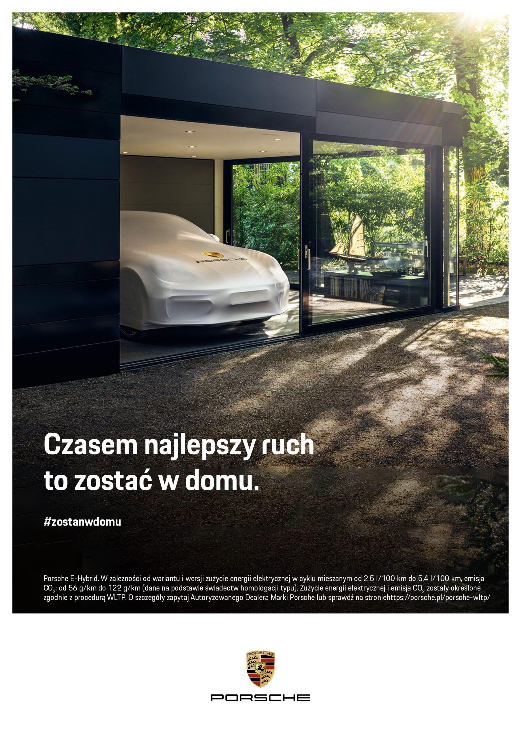 """mediarun Porsche Zostań w domu Czasem32 scaled brand Porche Polska z nową kampanią reklamową – """"Żeby nie kusiło!"""""""