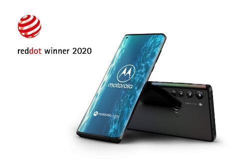 Smartfony MOTOROLA zdobywają nagrodę Design image2