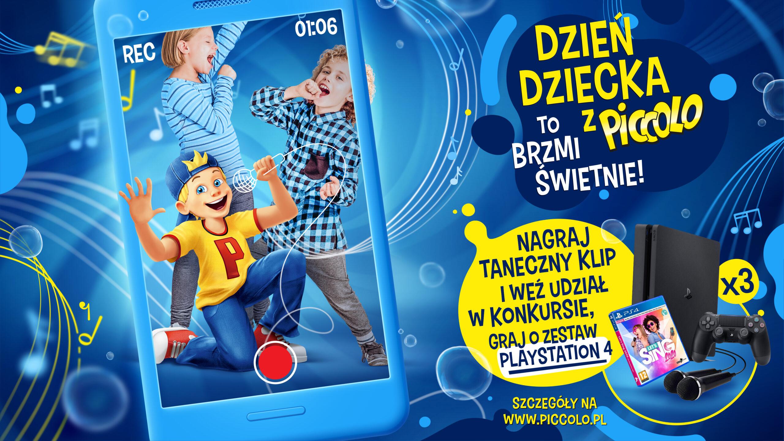 H2O Creative odpowiada za najnowszą kampanię marki Piccolo Anna Wiśniak starter akt. online 1a2 scaled