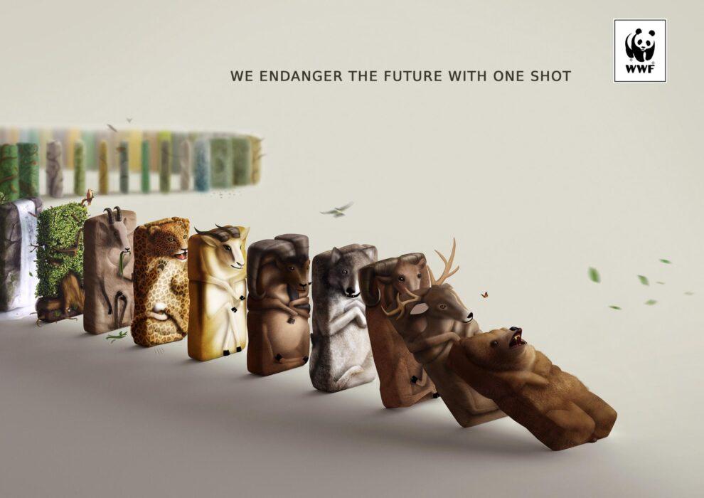 W trosce o planetę! Zobacz najlepsze kreacje WWF [GALERIA] ekologia medairun wwf oneshot