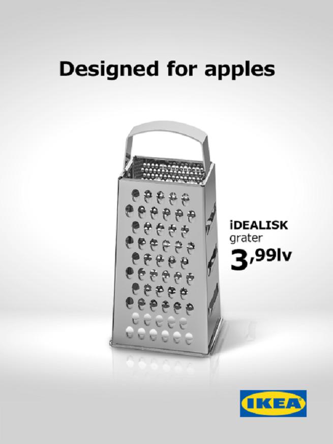 Zobacz najlepsze przykłady RTM IKEA! Facebook mediarun ikea mac2