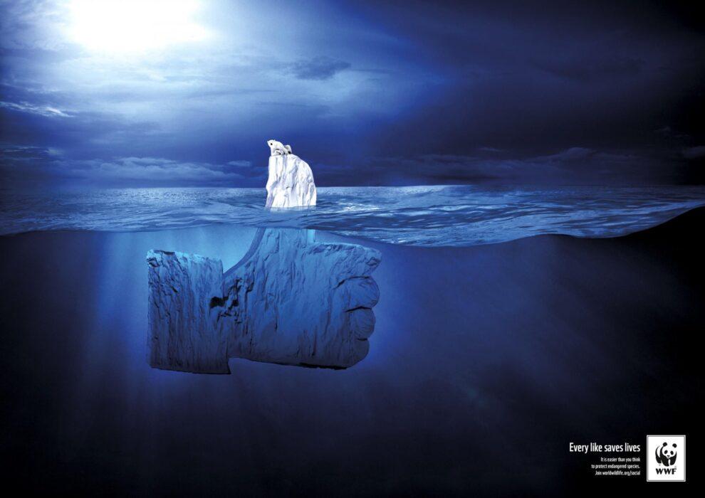 W trosce o planetę! Zobacz najlepsze kreacje WWF [GALERIA] ekologia mediarun wwf like