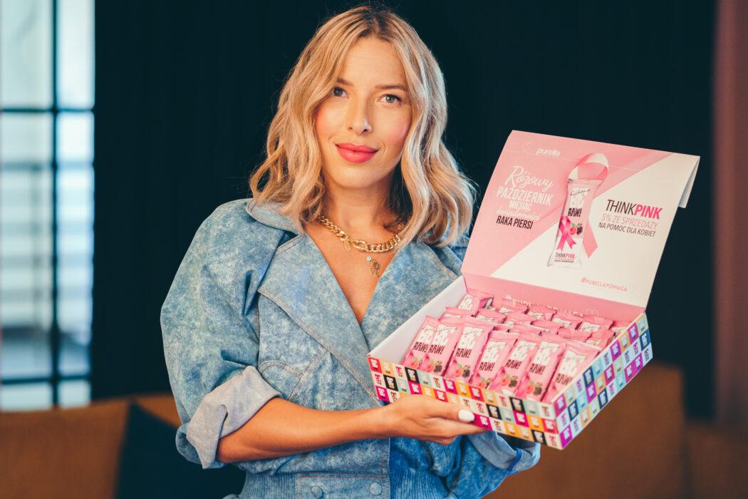 "Rusza ""Różowy październik"" - kampania świadomościowa o raku piersi Kampania WNT2322 FB"