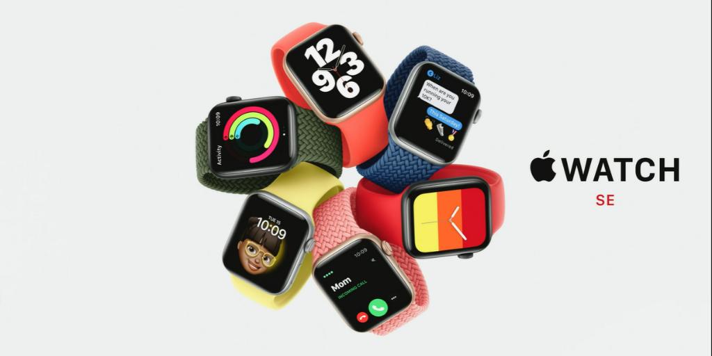 """Apple - 9 premier i nowości sygnowanych hasłem """"Time Flies"""" Apple apple watch se"""
