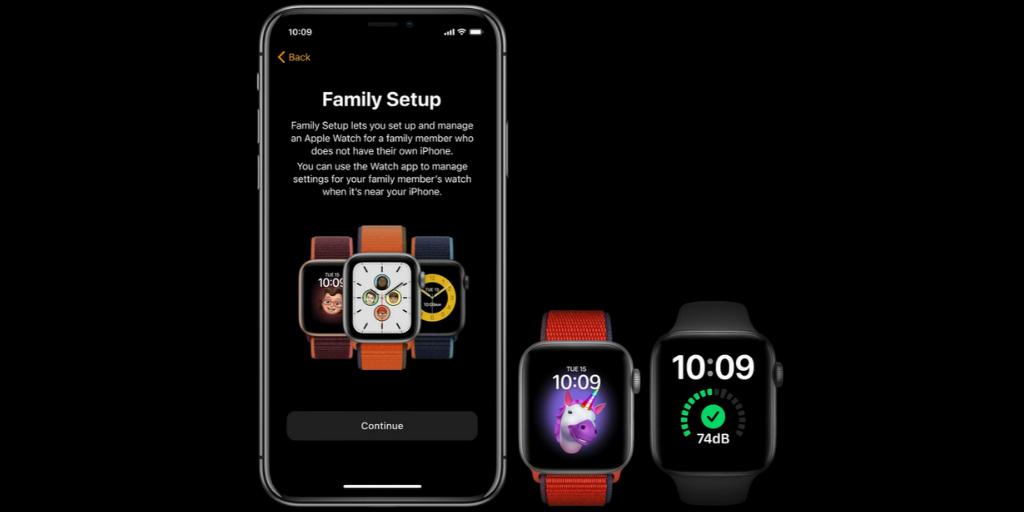 """Apple - 9 premier i nowości sygnowanych hasłem """"Time Flies"""" Apple family setup"""