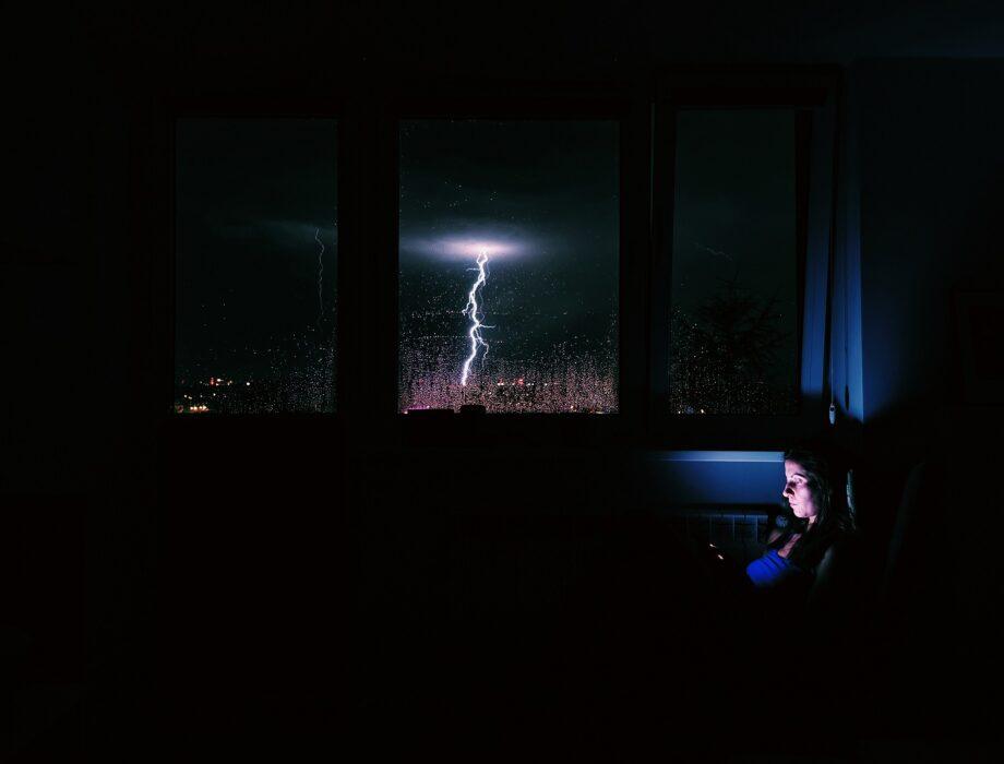 Polscy artyści nagrodzeni w ramach Huawei Next-Image 2020! Design Daughter of the Storm © Daniel Wencel Poland HUAWEI Mate 20