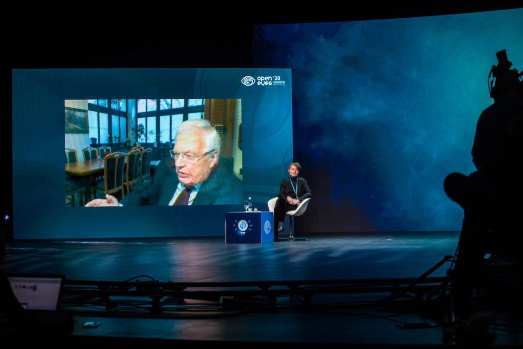 Rekordowy event w czasach pandemii [CASE STUDY] CMA Open Eyes Economy Summit 2020 foto CMA 5